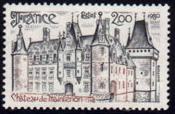 Maintenon stamp